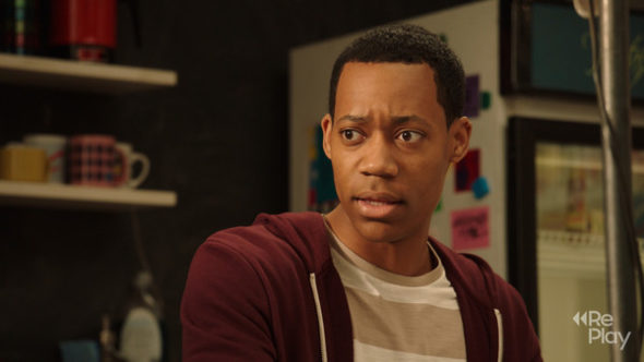 RePlay TV show on go90 season 1 (canceled or renewed?) Tyler James Williams