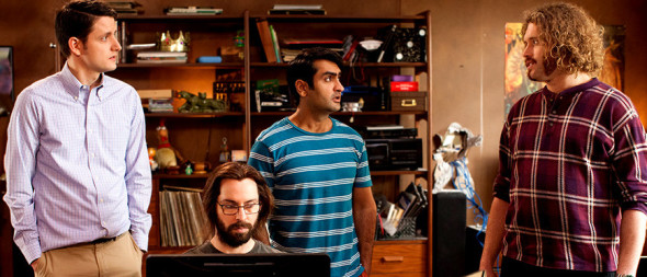 Silicon Valley TV show on HBO: season 4 renewal