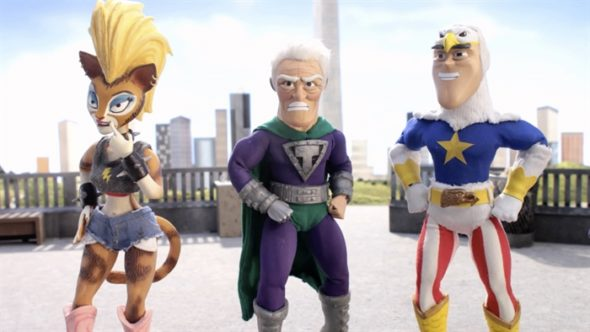 SuperMansion: Season Two Renewal for Crackle Animated Comedy Series