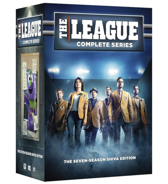 The League TV show on FXX The complete series on DVD