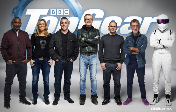 Top Gear TV show on BBC America: season 23 (canceled or renewed?)