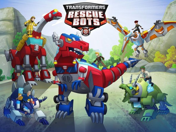 Transformers Rescue Bots TV show on Discovery Family Channel: season 4 (canceled or renewed?)