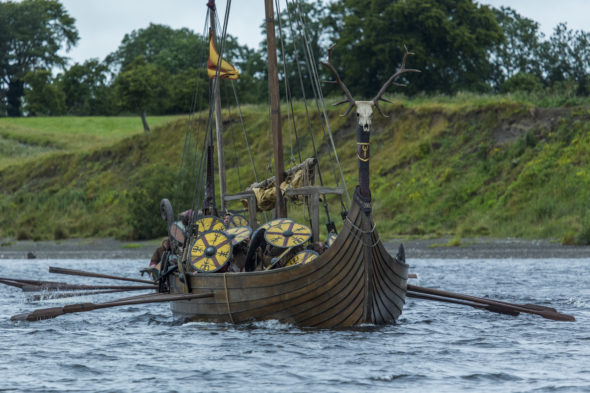 Vikings TV show on History: season 4 (canceled or renewed?)