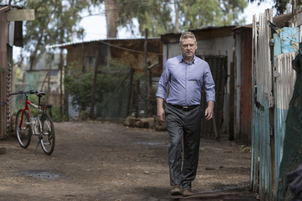 Wallander TV show on PBS: season 4; canceled, no season 5