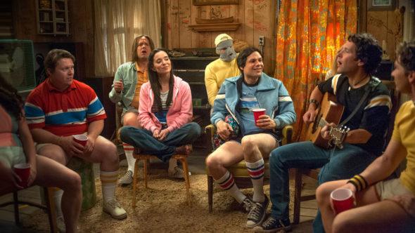 Wet Hot American Summer: Ten Years Later TV show on Netflix: season 1 (canceled or renewed?)