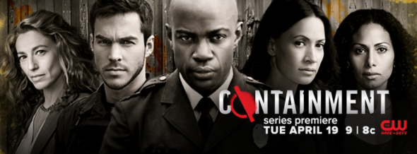 Containment TV show on CW: ratings (cancel or renew?)