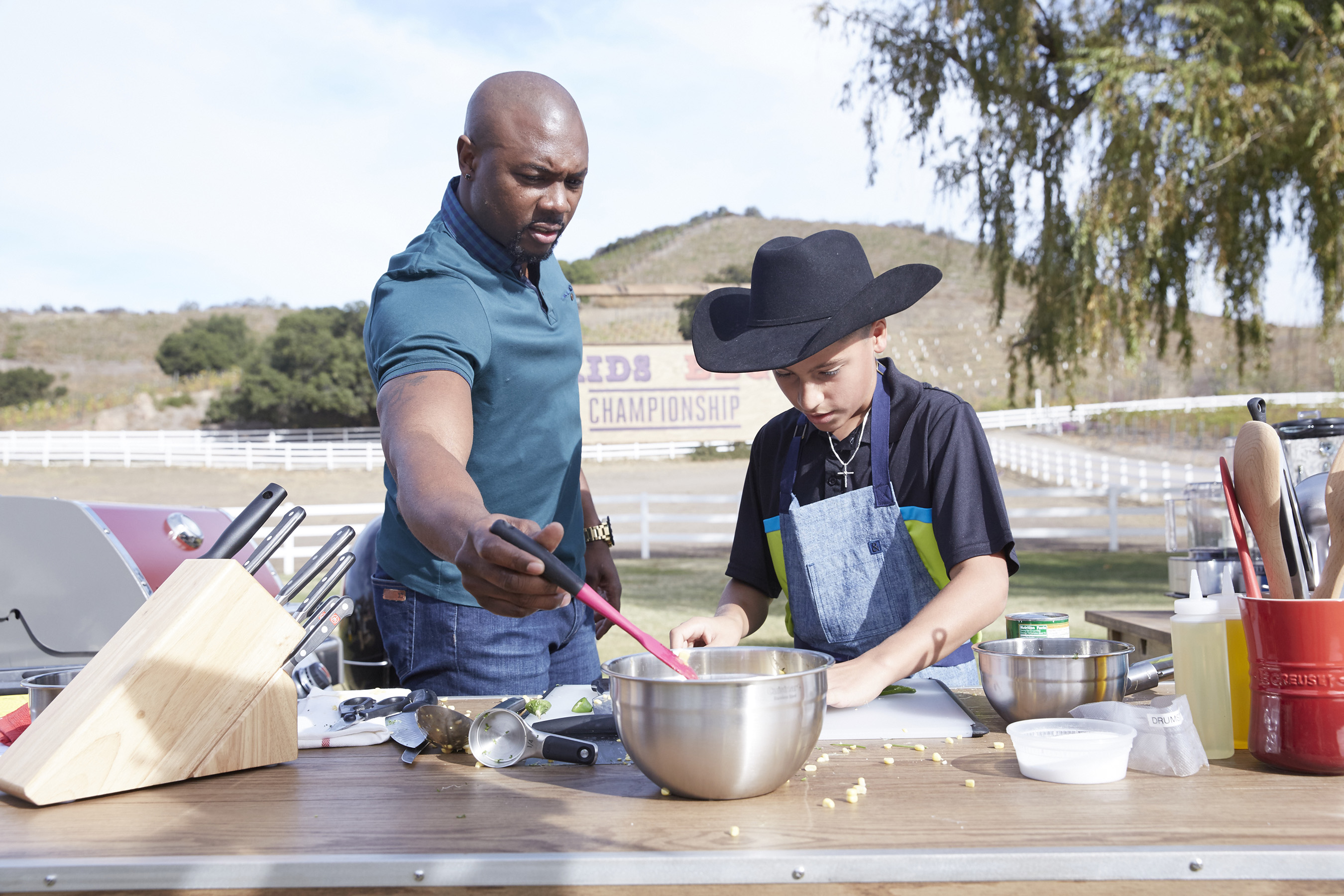 Kids Bbq Championship New Series Coming To Food Network