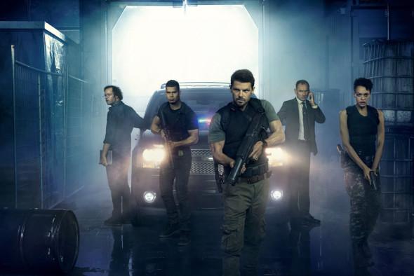 Hunters TV show on Syfy (canceled or renewed?)