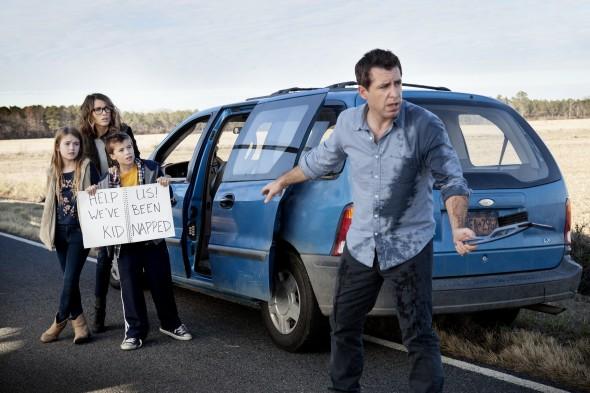 The Detour TV show on TBS: season 1 (canceled or renewed?)