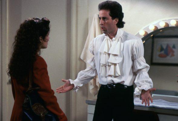 Seinfeld TV show on NBC: season 9 ended, no season 10