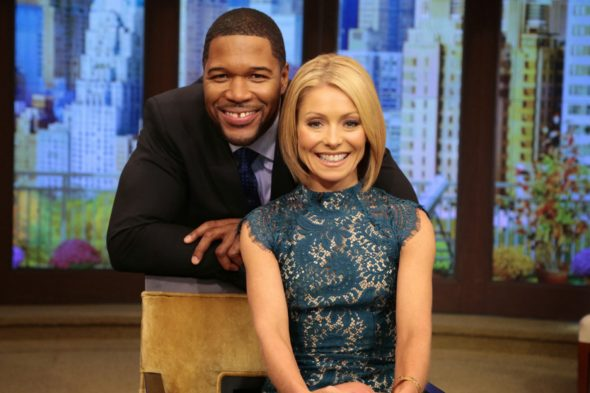 Live with Kelly and Michael TV show