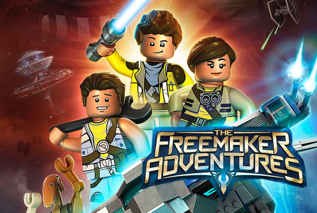 Lego Star Wars The Freemaker Adventures Tv Series Coming