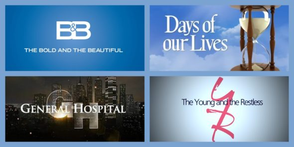 Soap Opera Ratings for the 2018-19 Season (updated 9/4/19
