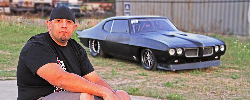 The Crow Race Car