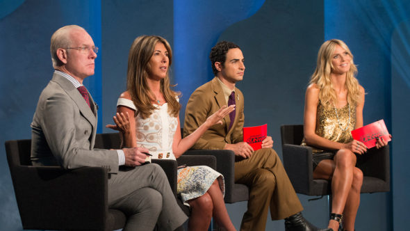 Project Runway TV show on Lifetime