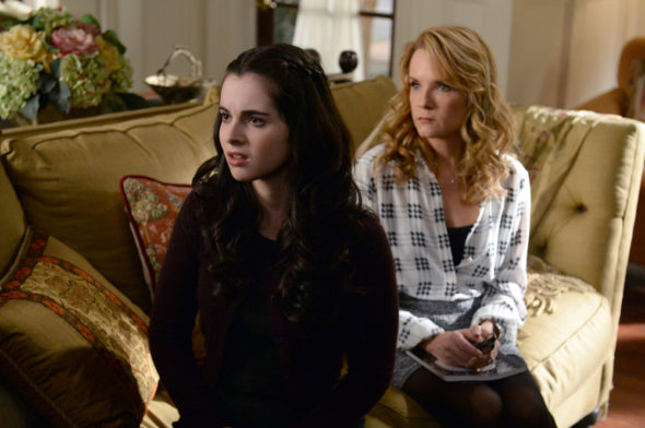 Switched at birth return date