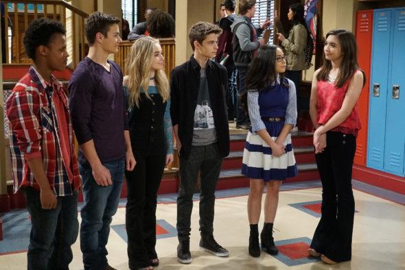 Girl Meets World TV show on Disney Channel: season 3 (canceled or renewed?)