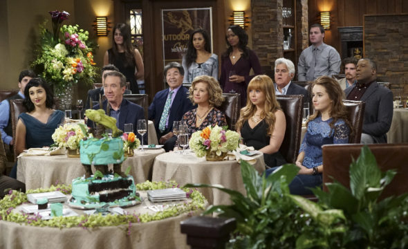 Last Man Standing TV show on ABC: season 5 (canceled or renewed?).