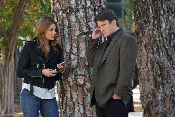 Castle TV show on ABC - series finale?