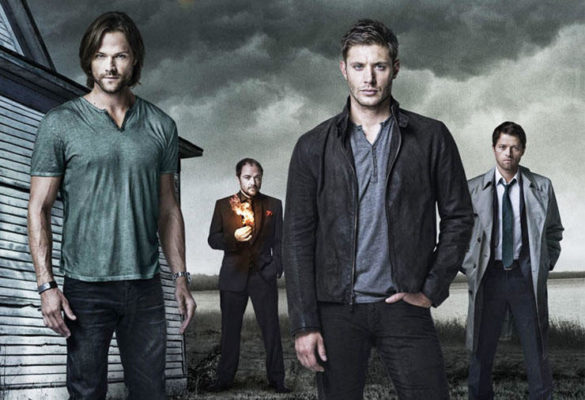 Supernatural TV show on The CW