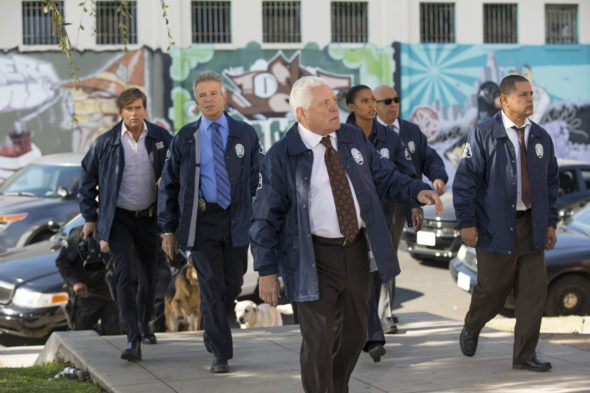 Major Crimes TV show on TNT: season 5 (canceled or renewed?).