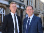 Inspector Lewis TV show on PBS: season eight final season, no season 9.
