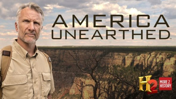 America Unearthed TV show on H2: canceled, no season 4