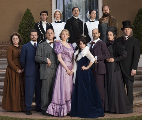 Another Period TV show on Comedy Central: season 3 renewal