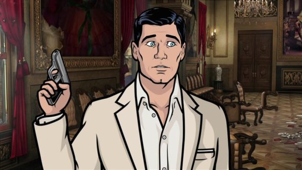 Archer TV show on FX