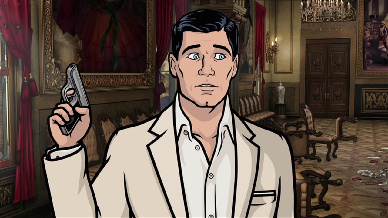 Archer season seven reduced to 10 episodes canceled tv - Archer episodes youtube ...