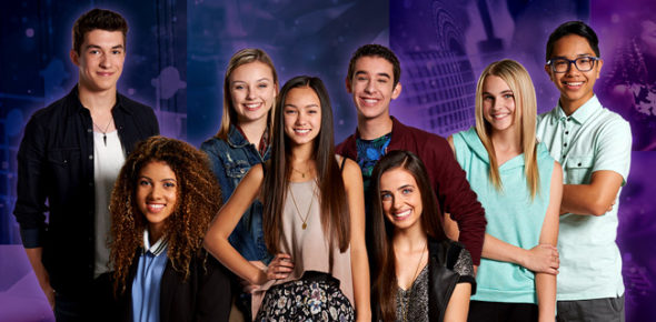 Backstage TV show on Disney Channel and Family Channel: season 2 renewal.