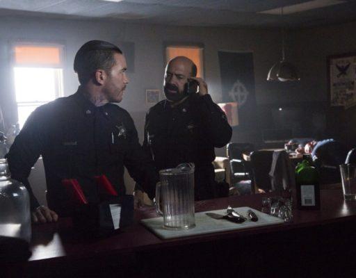 Banshee TV show on Cinemax season 4, ending; Banshee no season 5