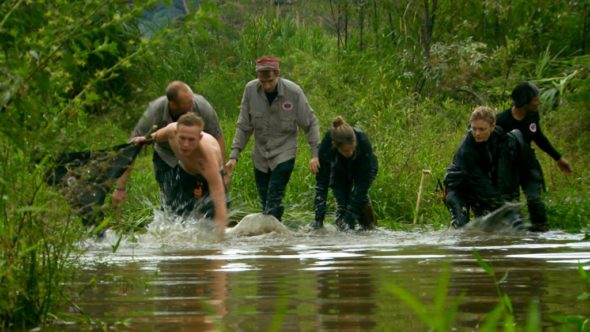Bear Grylls: Mission Survive TV show on ITV: canceled, no season 3.