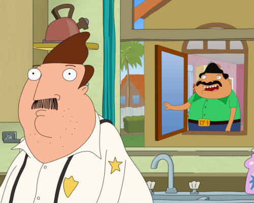 Bordertown TV show on FOX: canceled, no season 2. Bordertown TV series finale.