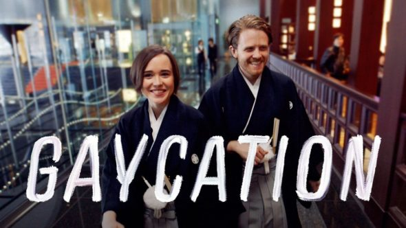 Gaycation TV show on VICELAND