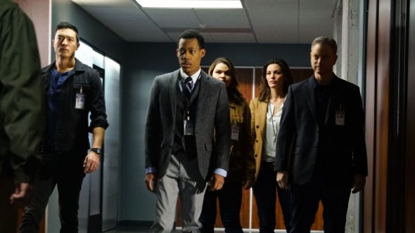 Criminal Minds Beyond Borders TV show on CBS season 1 (canceled or renewed?).