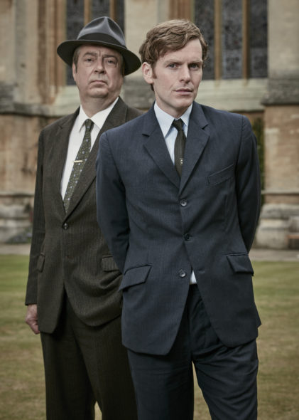Endeavour TV show on PBS: season 3 (canceled or renewed?)
