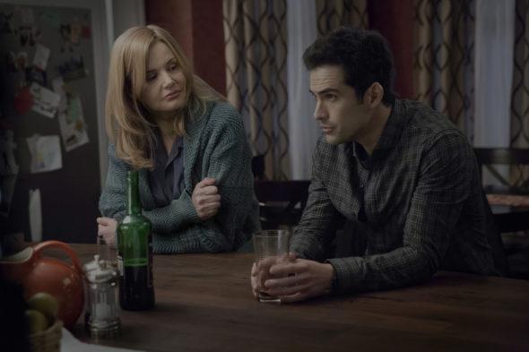 The Exorcist TV show on FOX: season 1 (canceled or renewed?).