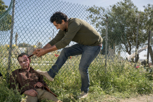 Fear the Walking Dead TV show on AMC: season 2 (canceled or renewed?)