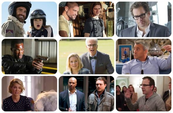 Fall 2016 TV shows