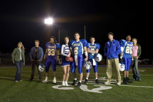 Friday Night Lights TV show on NBC: season 5 canceled; no season 6; Friday Night Lights TV show reunion.