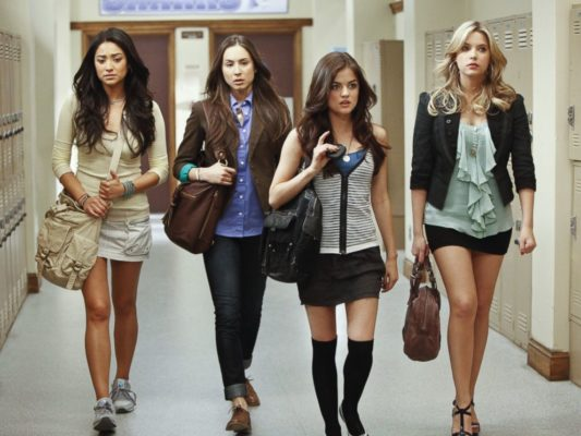 This 'Pretty Little Liars' Line Made The Stars Cry