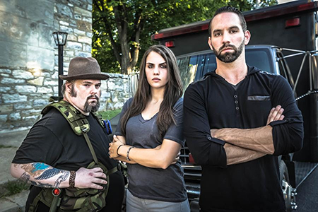 Ghosts of Shepherdstown; Destination America TV shows