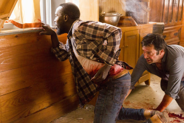 Hap and Leonard TV show on SundanceTV: season 2 renewal?