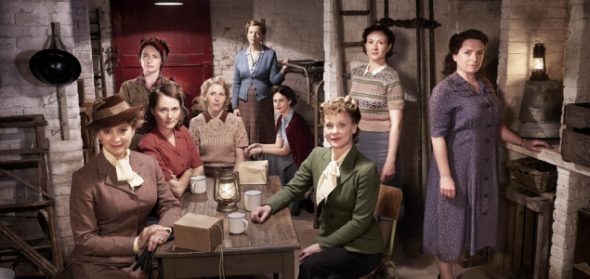 Home Fires TV show on ITV: canceled, no season 3.