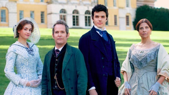 Julian Fellowes Presents Doctor Thorne TV show on Amazon: season 1 (canceled or renewed?)