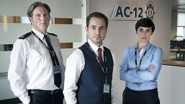 Line of Duty TV show on BBC One: season 5 renewal