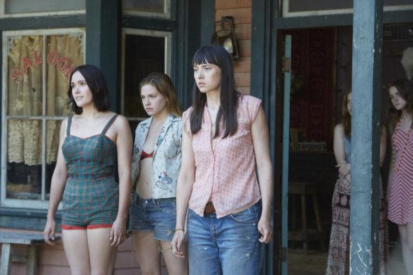 Manson's Lost Girl's TV movie on Lifetime, starring Eden Brolin, cast in the Beyond TV show on Freeform.