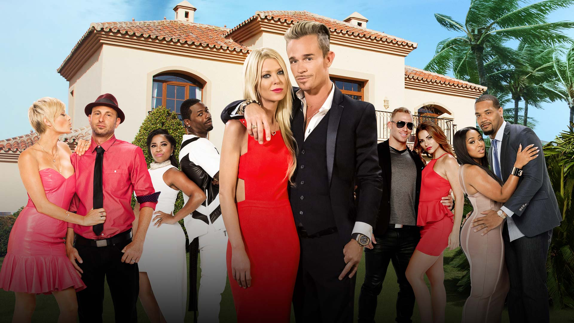 Marriage Boot Camp: Reality Stars | TV Guide