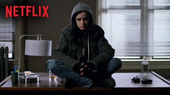 Marvel's Jessica Jones TV show on Netflix: season 2 (canceled or renewed?).
